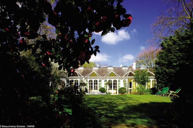 La casa pi cara di londra in vendita per 105 milioni di - Posti piu importanti di londra ...