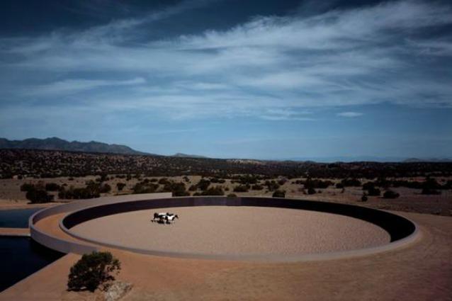 Tom ford e tadao ando per un ranch di lusso in new mexico for Architetto giapponese