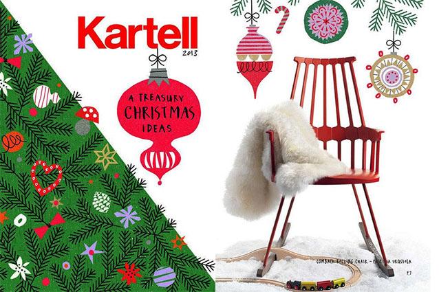 Natale Retr Per Kartell Patricia Urquiola Ridisegna La