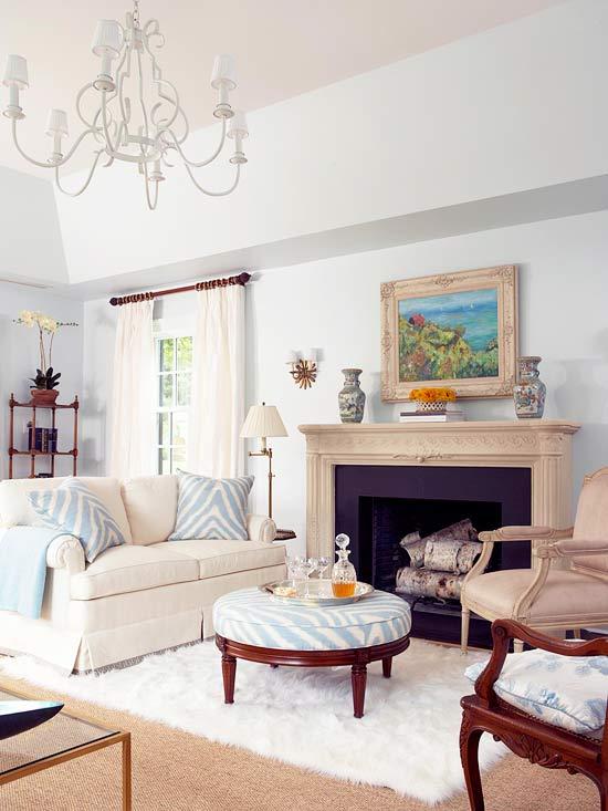 White Dove Paint Home Depot Living Room