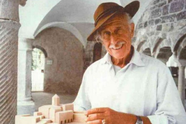 Milano muore guglielmo mozzoni l architetto utopista che for Lavoro architetto milano