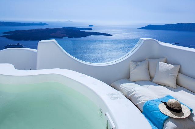 Le 10 ville di lusso pi belle della grecia in vacanza in for Design e rimodellamento della casa sud occidentale