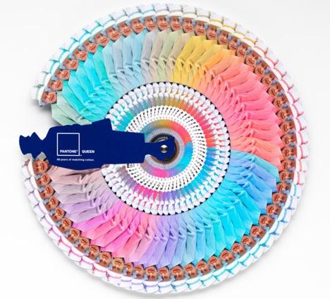 Pantone salvi la regina design fanpage for Quanto costa la corona della regina elisabetta