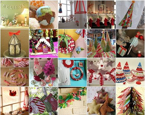 patchwork regali natalizi fai da te oggetti per tutti i