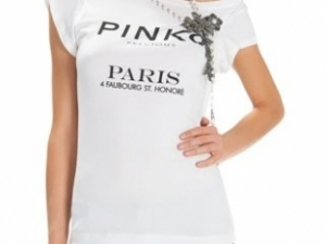 Pinko Precious Collection, t-shirt per la primavera-estate 2010.