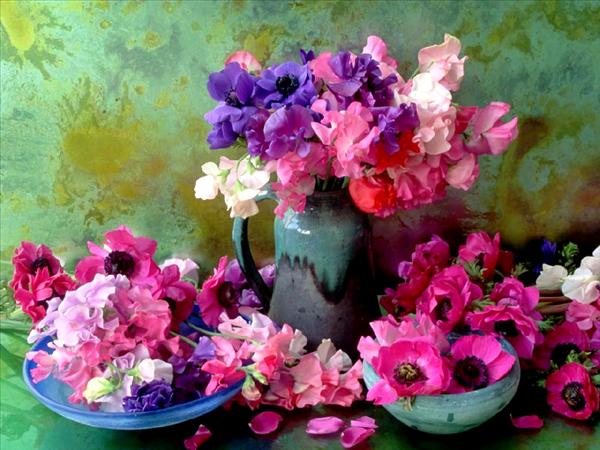 Composizioni floreali consigli per realizzarli decora la for Decora la tua casa