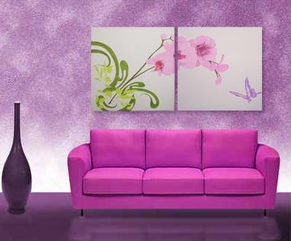Arredamento con quadri vintage o classici per abbellire for Abbellire le pareti