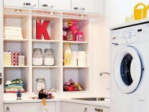 ... la lavanderia di casa: consigli utili per l'angolo delle pulizie