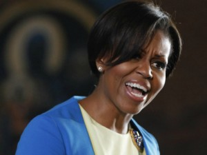 Michelle Obama alle donne africane: