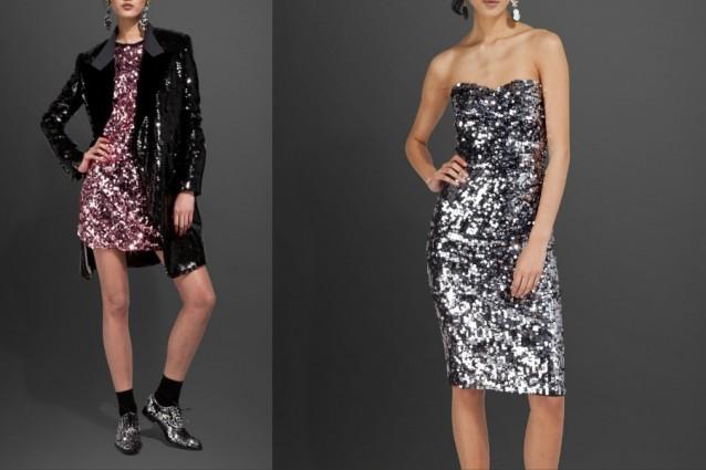 Capodanno 2011/2012 è l'occasione giusta per stupire con meravigliosi look brillanti fatti di paillettes, lamè, strass e pietre