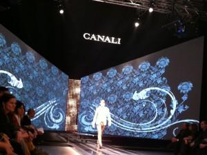 Canali presenta durante Milano Moda Uomo 2012 la collezione Autunno/Inverno 2012-2013