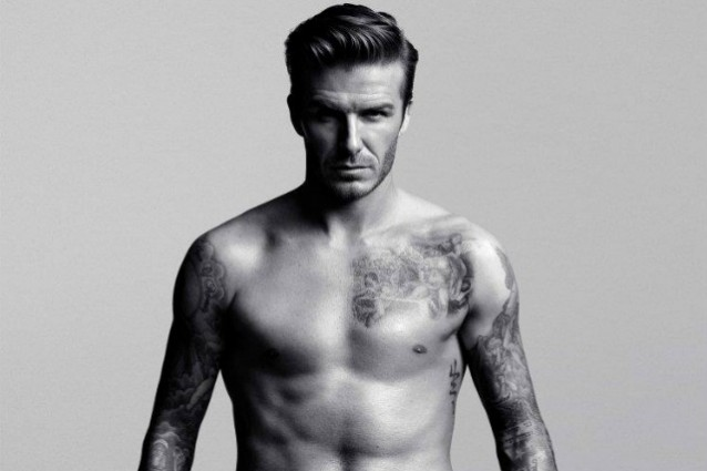 David Beckham per H&M underwear come modello e stilista [FOTO].