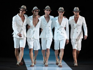 Milano Moda Uomo: le tendenze per la Primavera/Estate 2013.