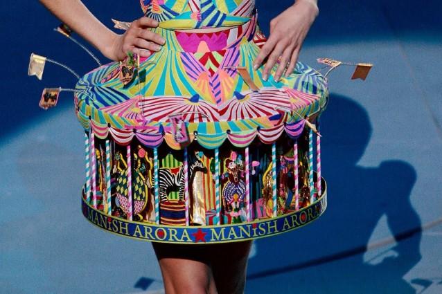 Il circo della moda