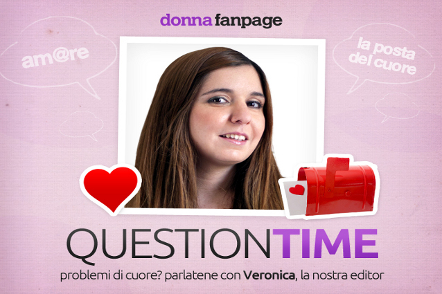 Question Time: la Posta del Cuore con Veronica.