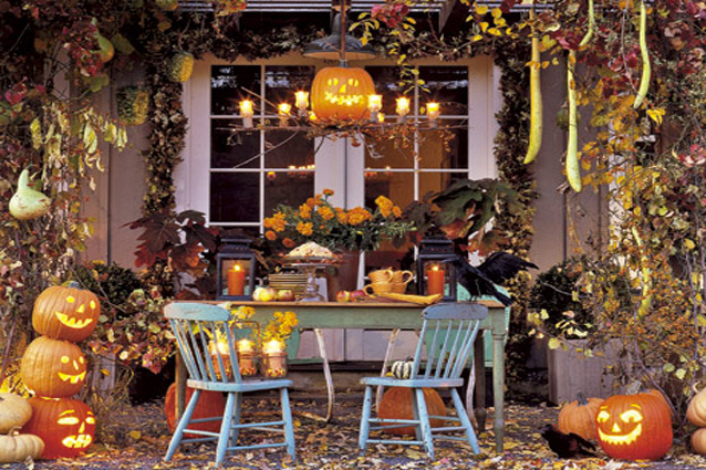 Halloween: decorare la casa in
