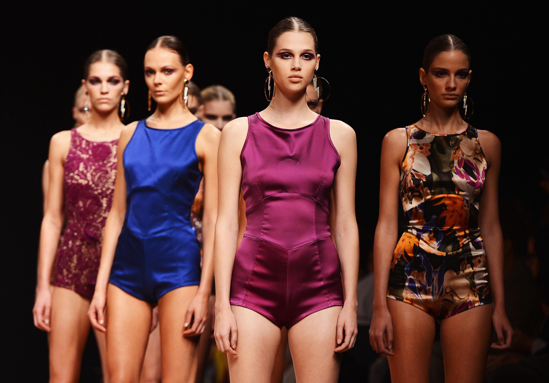 Prende il via la settimana della moda di milano for Liceo di moda milano