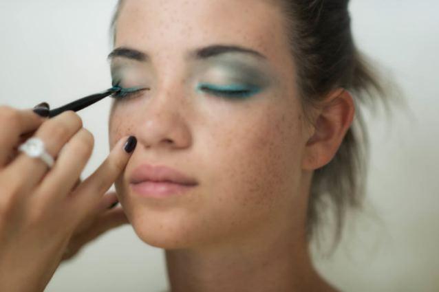 Il make up ideale per la serata di ferragosto (TUTORIAL ...