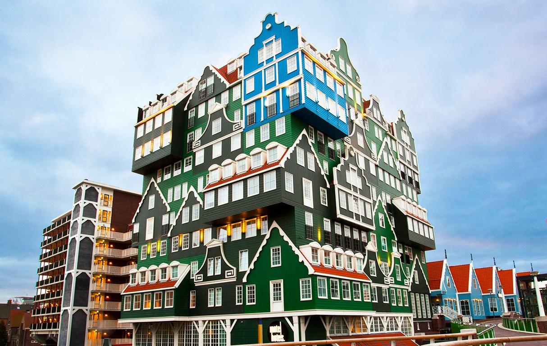 Hotel da pazzi ecco gli alberghi pi strani del mondo foto for Unique accommodation