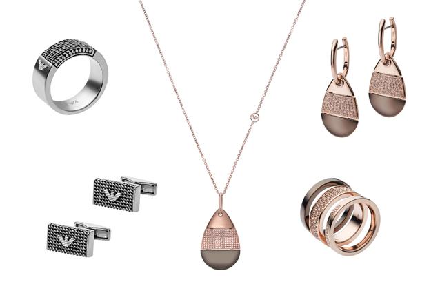 Idee regalo per il natale 2013 i gioielli di emporio armani for Idee regalo natale per lui