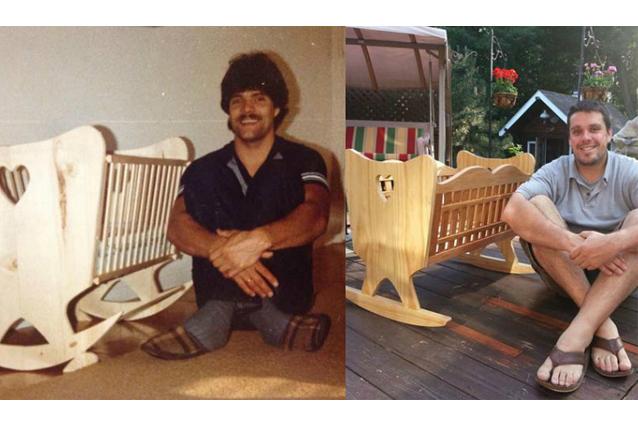 Padre senza soldi costruisce culla a suo figlio lui 30 anni dopo la ricrea foto donna fanpage - Acquistare immobili senza soldi ...