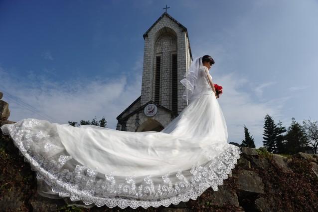 Matrimonio Tema Il Sogno : Niente matrimonio il sogno delle donne non è indossare l