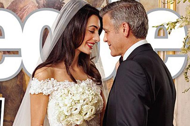 abiti da sposa look da star news 30 settembre 2014 10 54 di marco ...