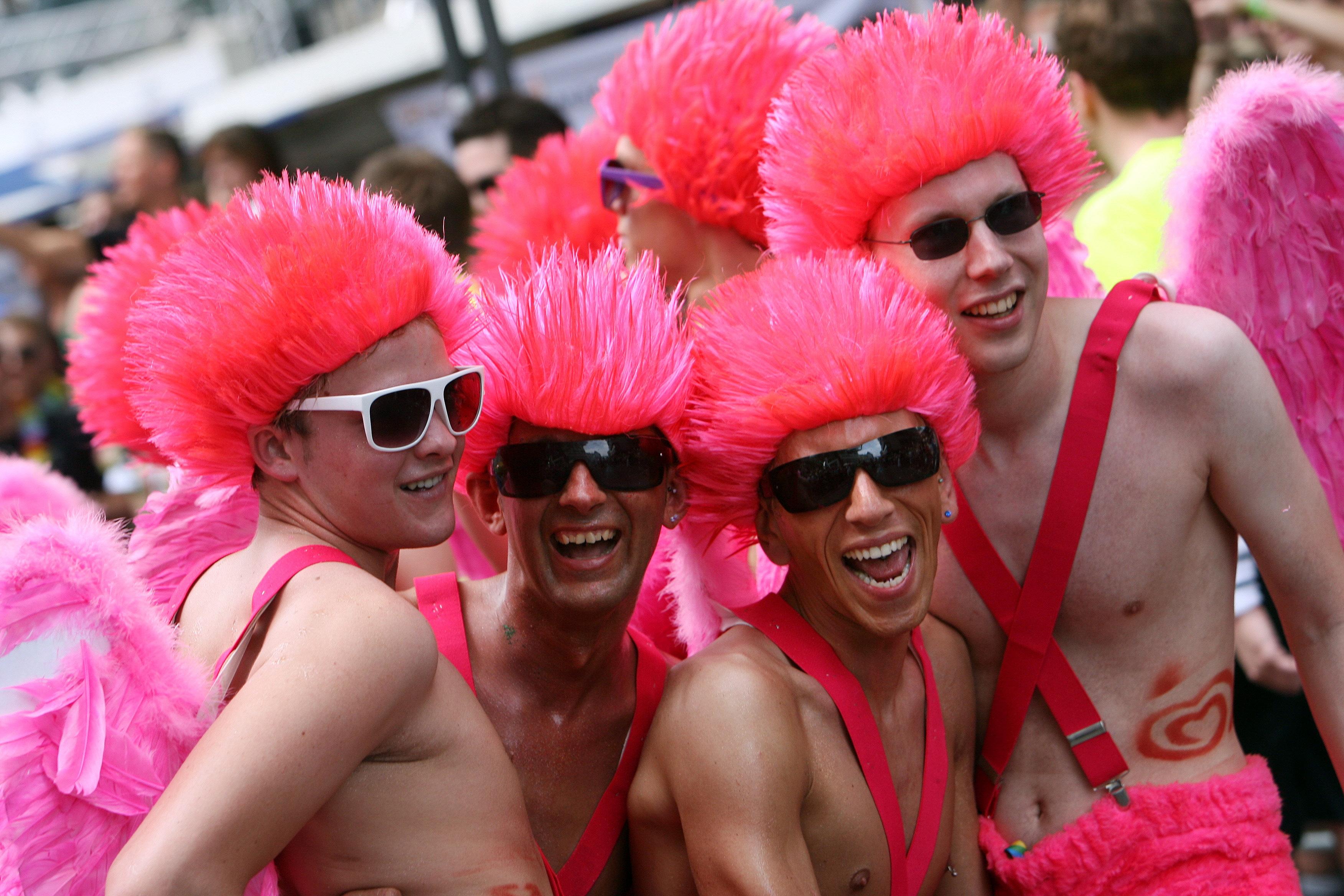 Секс парад в германии 17 фотография