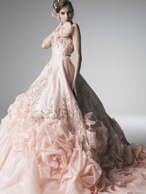 abiti da sposa colorati tendenze originali per il matrimonio Quotes