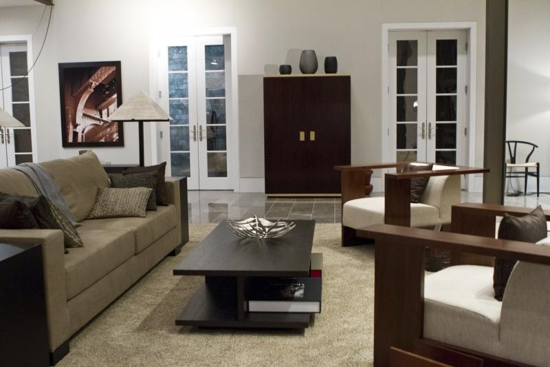 Armani casa sul grande schermo donna fanpage for Armani arredo casa