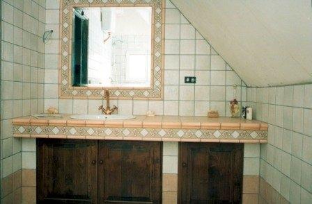 Arredamenti bagno in muratura donna fanpage - Bagno in muratura moderno ...