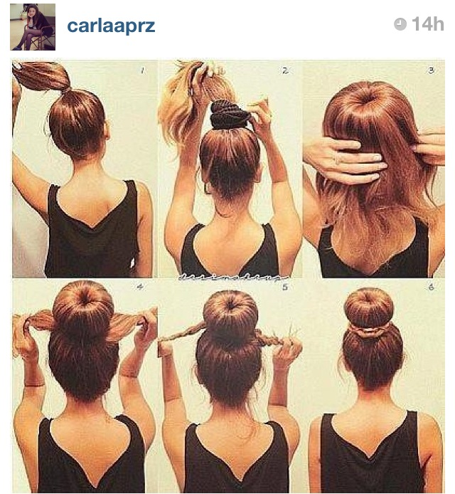 Beauty on Instagram: Hair Trend