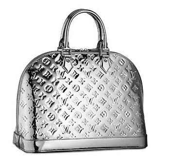 vuitton in argento