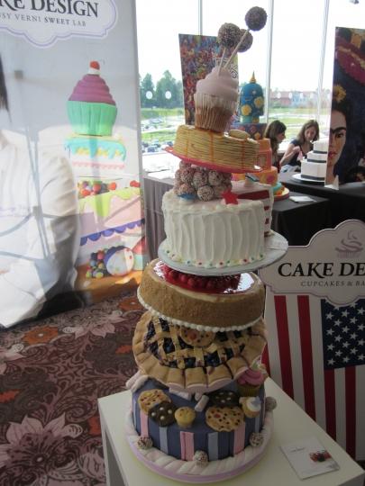 Torta Cake Design Milano : Cake Design Festival a Milano Donna Fanpage