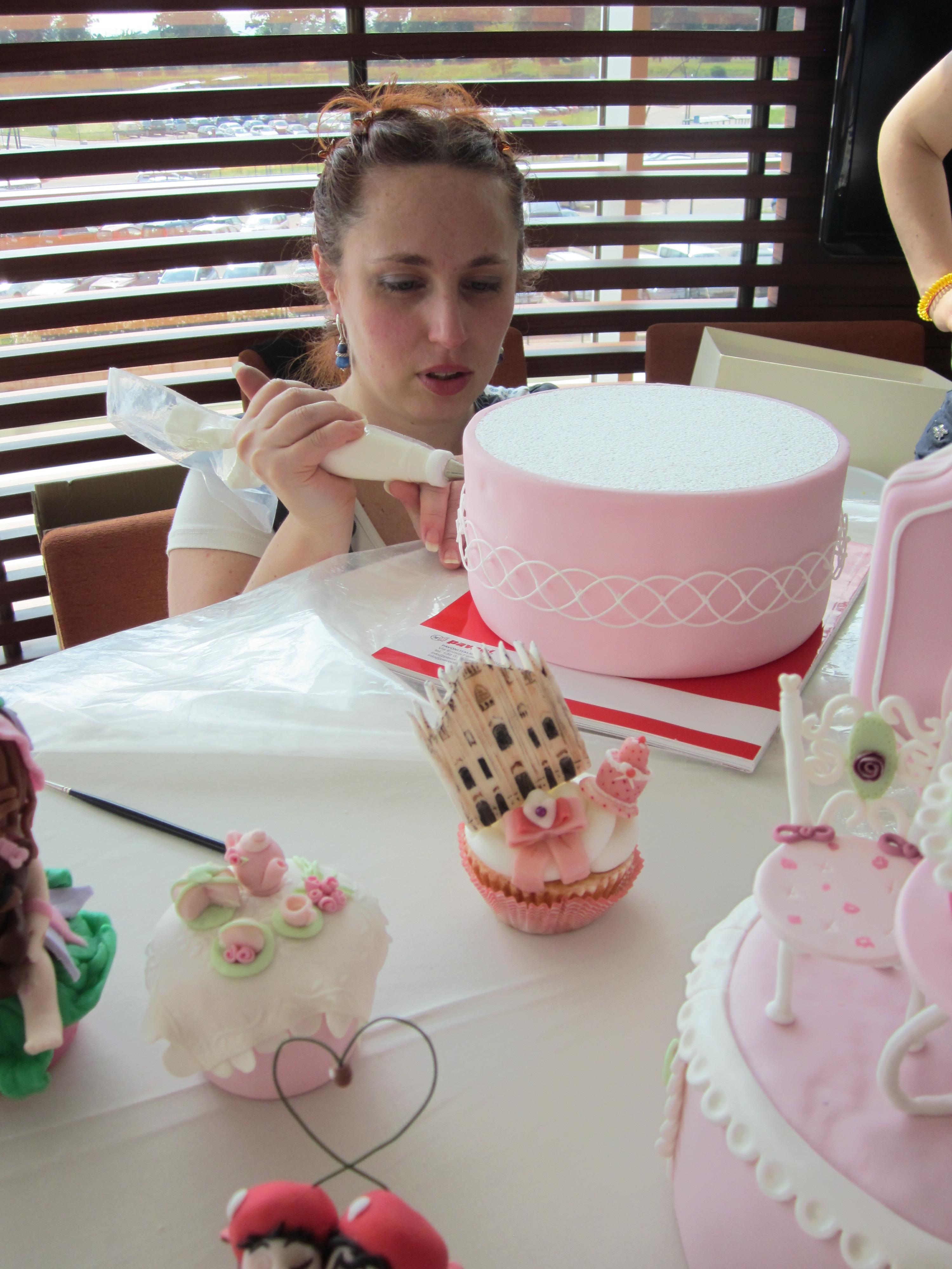 Al cake design festival i dolci diventano opere d arte for Arte delle torte clementoni