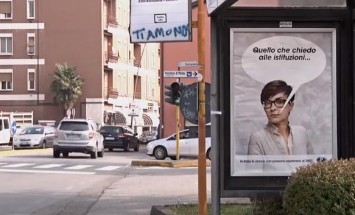 Campagna shock contro la violenza sulle donne donna fanpage - Quello che piace alle donne a letto ...