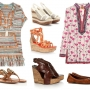 abiti e scarpe tory burch