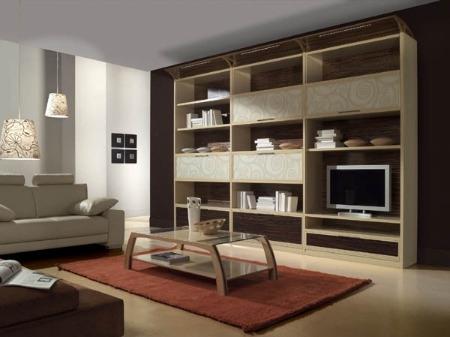 Come arredare un soggiorno moderno donna fanpage - Pitturare il soggiorno ...