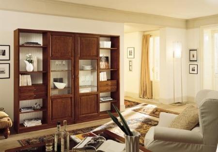 Come arredare un soggiorno moderno donna fanpage - Mobili salone moderno ...