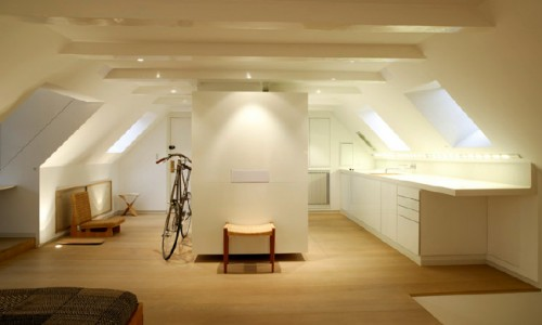 Casa immobiliare, accessori: Arredare una mansarda
