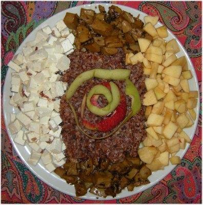 Cucina etnica a base di riso rosso donna fanpage - Cucina fanpage facebook ...
