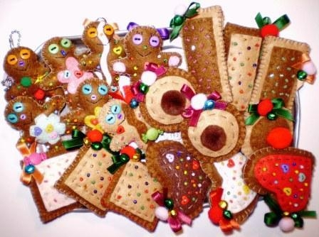 Decorazioni per l 39 albero di natale donna fanpage - Decorazioni natalizie per dolci ...