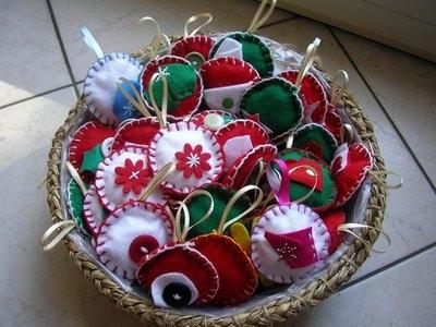 decorazioni per l 39 albero di natale donna fanpage