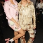 Katy Perry e lo stilista Jeremy Scott