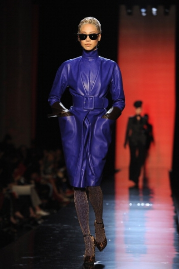 blu-leather