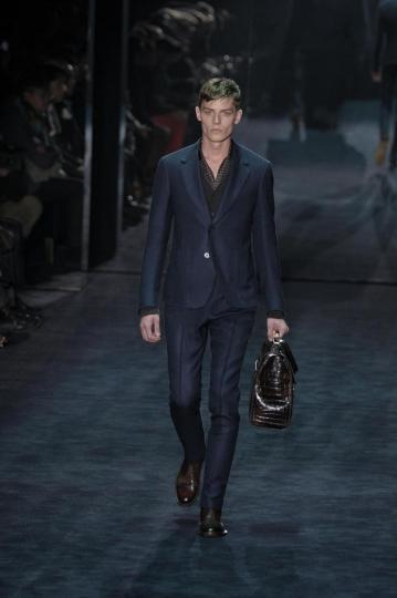 pick up 76e14 fda26 L'uomo fashion di Gucci | Donna Fanpage