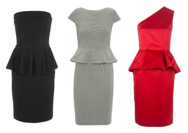 peplum-dresses