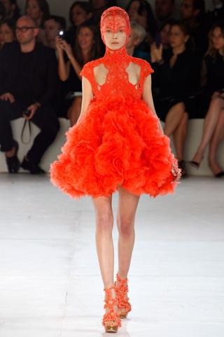 Alexander-McQueen dress