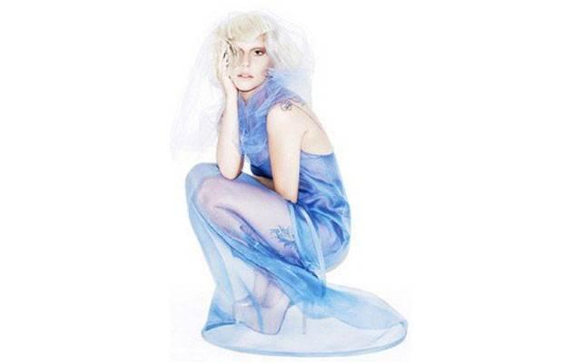 Lady-Gaga-in Richard Nicoll