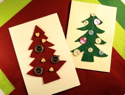 Tutorial Biglietti Di Natale.Biglietti Di Natale Fatti In Casa Son Piu Belli Risparmi